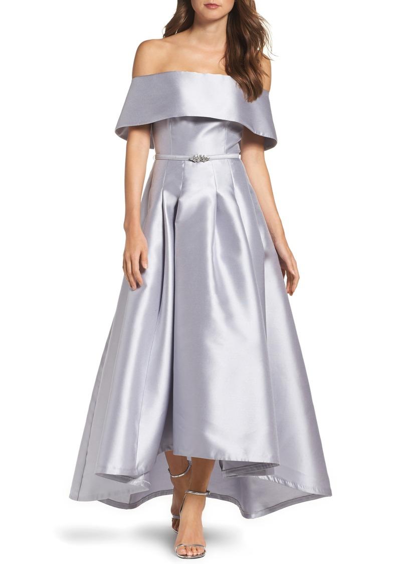 Vince Camuto Vince Camuto Mikado Ballgown | Dresses