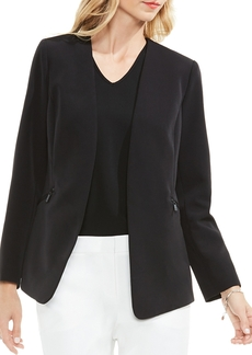 Vince Camuto Milano Open Front Jacket