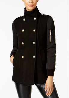 Vince Camuto Military Walker Coat