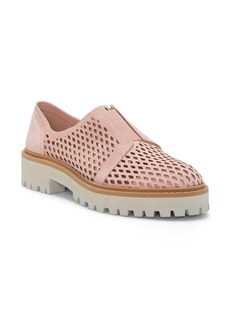 Vince Camuto Mritsa Perforated Slip-On Derby (Women)