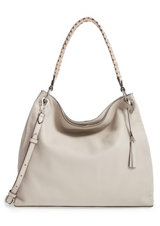 Vince Camuto Nadja Leather Hobo