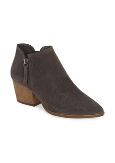 Vince Camuto Nethera Perforated Bootie (Women) (Nordstrom Exclusive)
