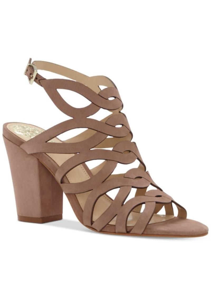 Vince Camuto Vince Camuto Norla Strappy Block Heel Sandals