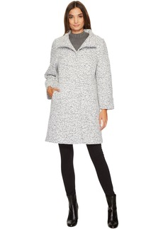Novelty Wool Coat N1341