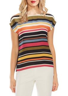 Vince Camuto Oasis Stripe Top (Regular & Petite)