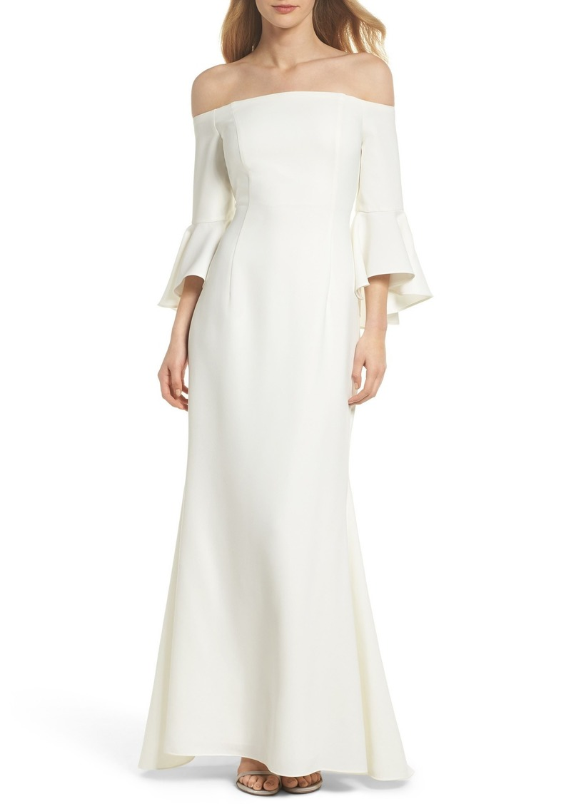 Vince Camuto Vince Camuto Off The Shoulder Gown Now $136.80