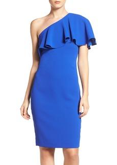 Vince Camuto One-Shoulder Dress (Regular & Petite)