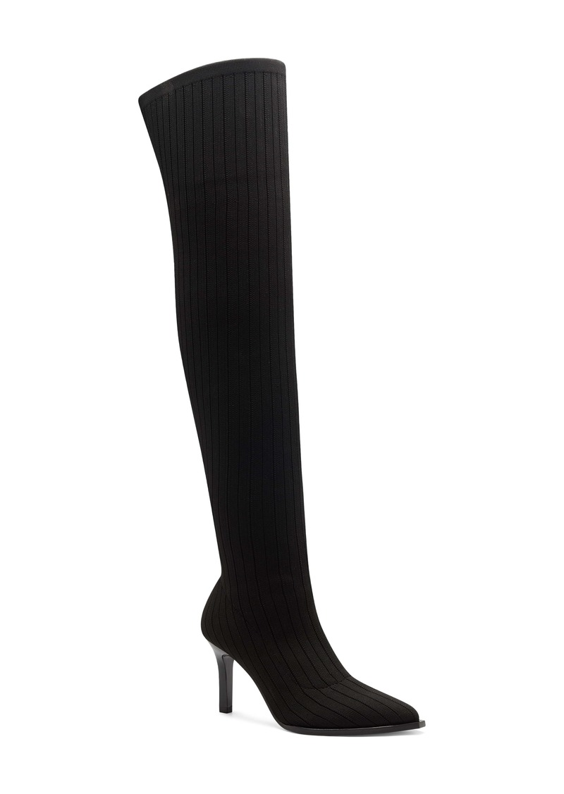 Vince Camuto Over the Knee Pointed Toe Boot (Women)