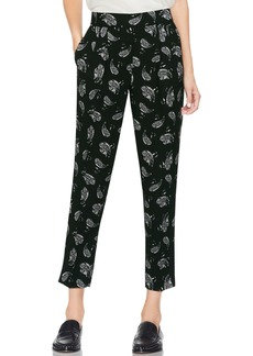 Vince Camuto Paisley Affair Pleated Ankle Pants