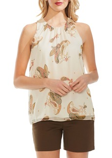 Vince Camuto Paisley Spice Blouse