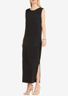 Vince Camuto Panelled Maxi Dress