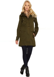 Vince Camuto Parka with Removable Bib N8781