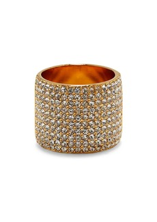 Vince Camuto Pavé Cigar Band Ring