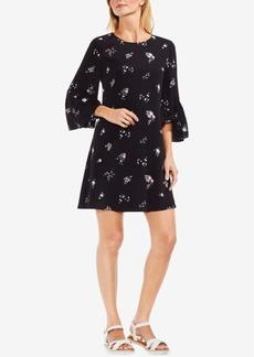 Vince Camuto Petite, Floral-Print Dress