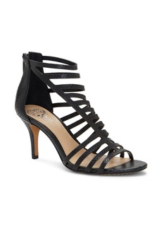 Vince Camuto Petronia Asymmetrical Cage Sandal (Women)