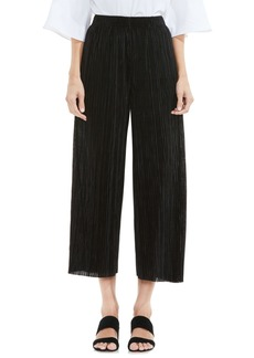 Vince Camuto Pleat Knit Crop Pants
