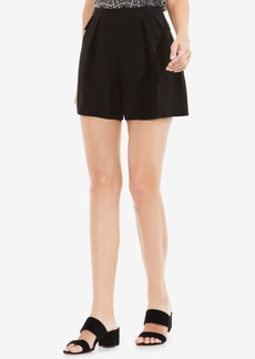 Vince Camuto Pleated Shorts