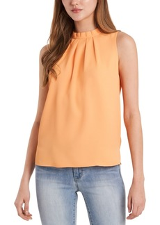 Vince Camuto Pleated Top