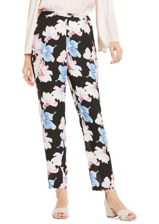 Vince Camuto Poetic Bouquet Ankle Pants