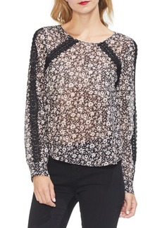Vince Camuto Poetic Ditsy Blouse