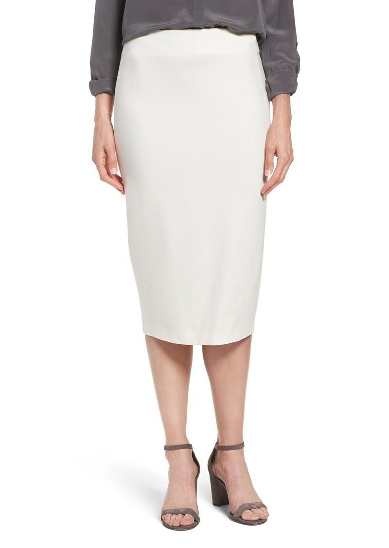 4710ed19b Vince Camuto Vince Camuto Ponte Midi Skirt | Skirts