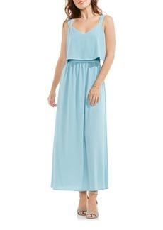 Vince Camuto Pop Over Sleeveless Dress