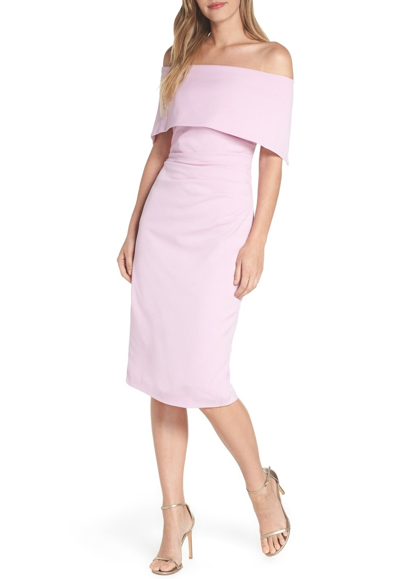 Vince Camuto Popover Dress