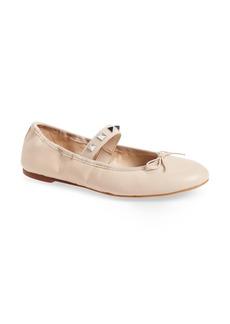 Vince Camuto Prilla Studded Ballet Flat (Women)