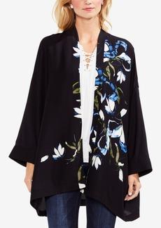Vince Camuto Printed Kimono
