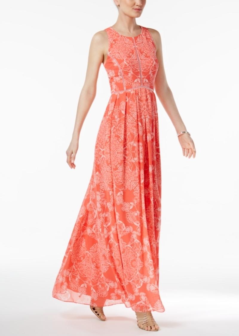07f73edba Vince Camuto Vince Camuto Printed Maxi Dress Now $158.99