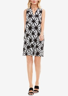 Vince Camuto Printed Shift Dress, a Macy's Exclusive Style