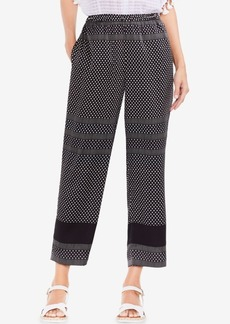 Vince Camuto Printed Soft Pants