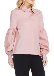 Vince Camuto Puff Sleeve Shirt