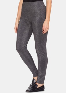Vince Camuto Pull-On Glitter Leggings