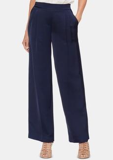 Vince Camuto Pull-On Pleated Pants