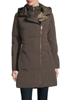 Vince Camuto Quilted Down Parka