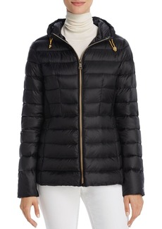 VINCE CAMUTO Quilted Lightweight Down Coat