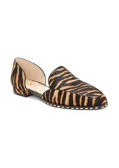 Vince Camuto Rendolen Genuine Calf Hair d'Orsay Flat (Women)