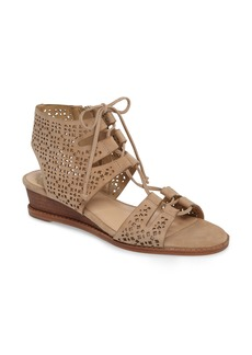 Vince Camuto Retana Perforated Wedge Sandal (Women)