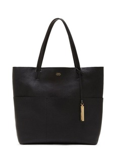 Vince Camuto Risa Leather Tote