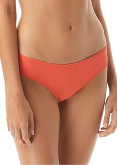 Vince Camuto Riviera Shirred Cheeky Bikini Bottoms Women's Swimsuit