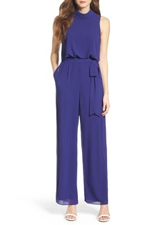 Vince Camuto Roll Collar Jumpsuit