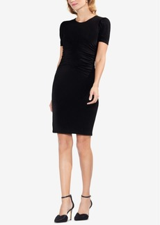 Vince Camuto Ruched A-Line Dress