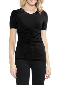Vince Camuto Ruched Tee
