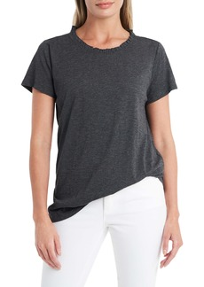 Vince Camuto Ruffle Collar Top