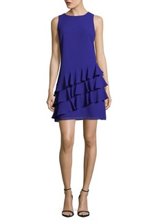 Vince Camuto Ruffle Shift Dress