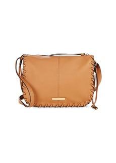 Vince Camuto Saddle Bag Leather Handbag
