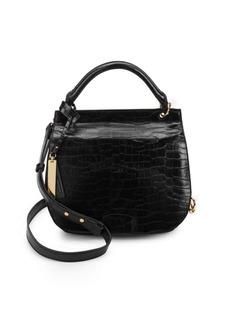 Vince Camuto Samba Flap Leather Shoulder Bag