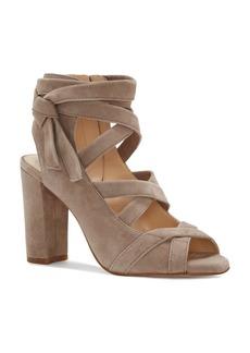 VINCE CAMUTO Sammson Crisscross Strappy High Heel Sandals
