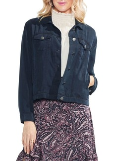 Vince Camuto Sapphire Bloom Jacket
